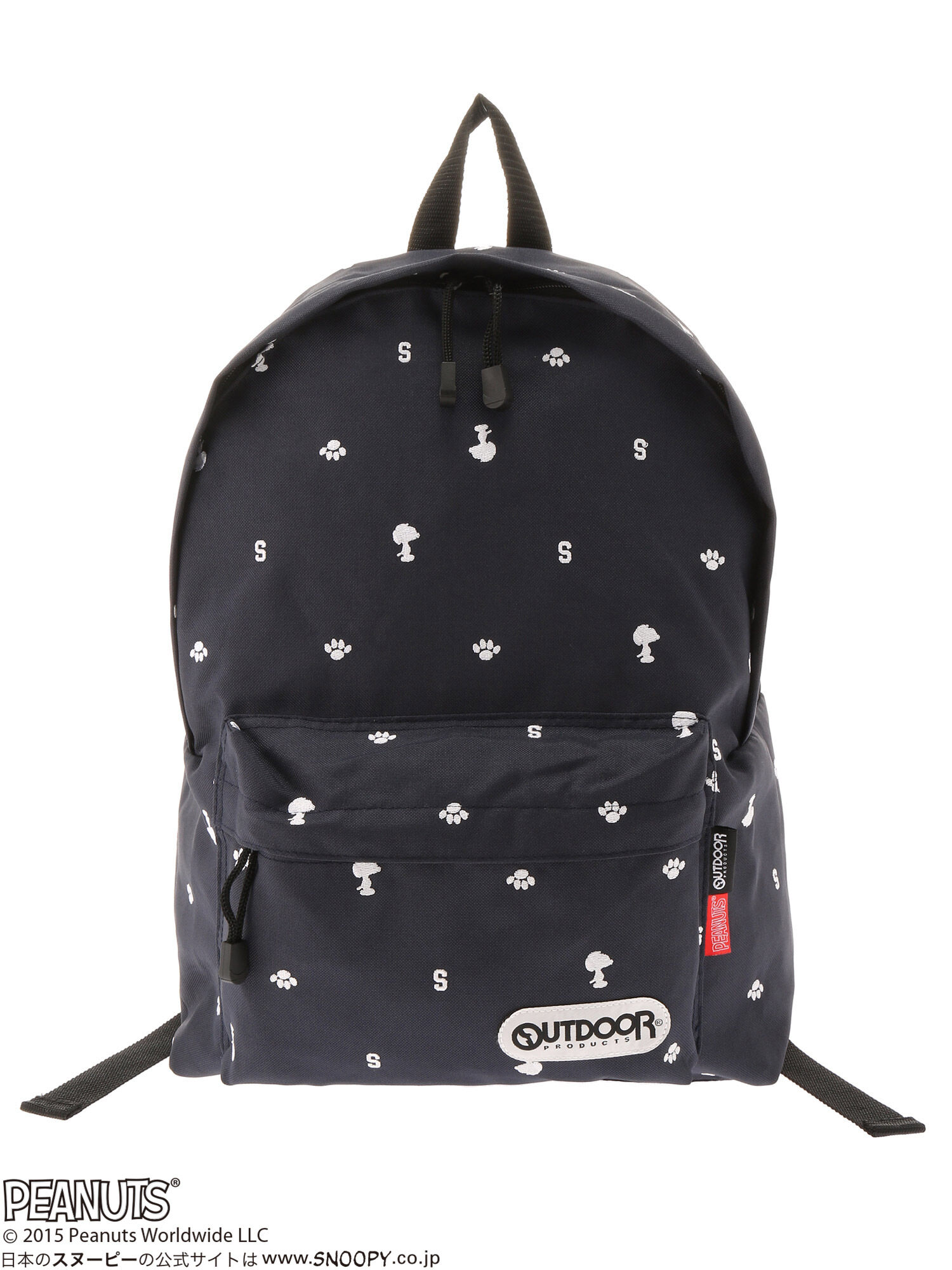 OUTDOOR・snoopy・earthデイバッグ