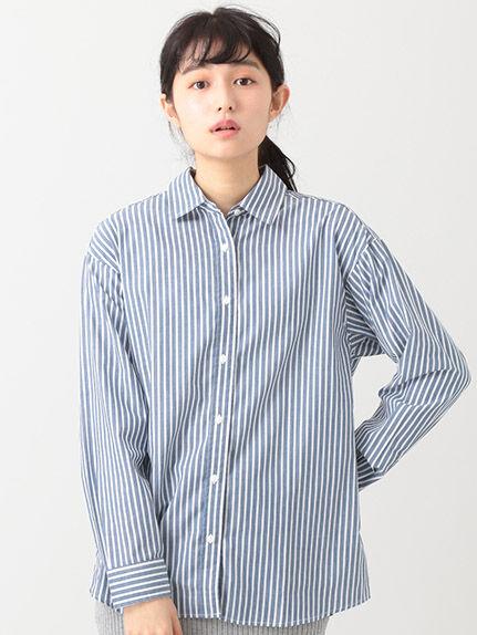 ・TCブロードゆるシャツ