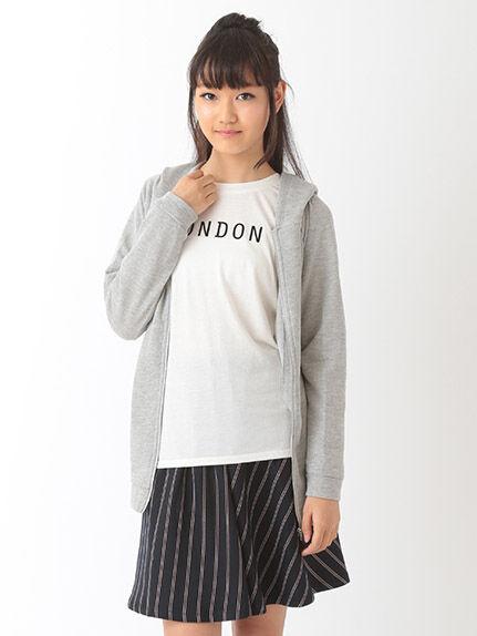 【Junior】パーカーLTストライプSK3点セット