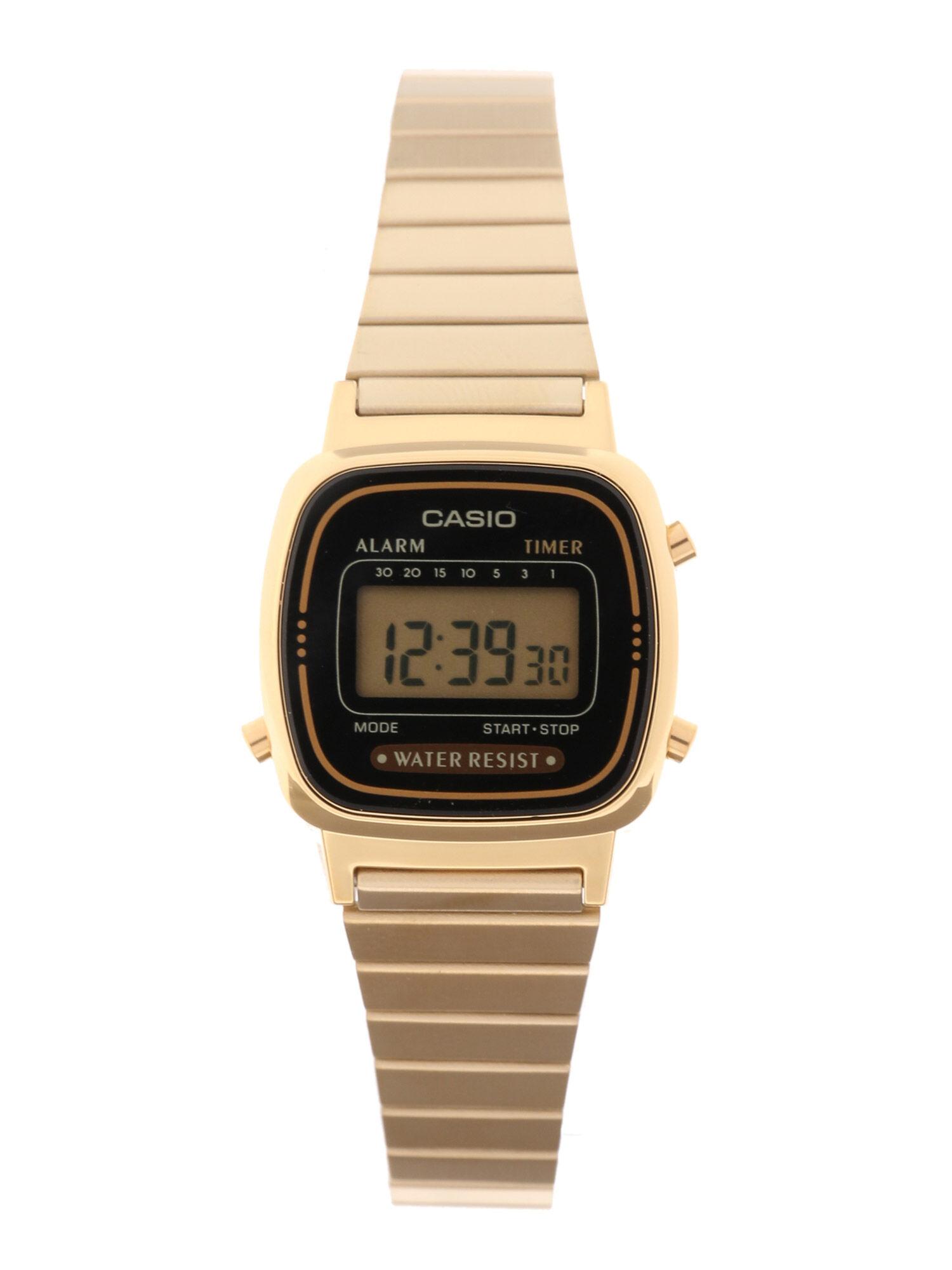 CASIO カシオ  DEGITAL LA-670WAウォッチ【SEVENDAYS=SUNDAY セブンデイズ サンデイ】/ジュエリー・腕時計 レディース腕時計/A1CC00001SAD/アースミュージック&エコロジーでお馴染みの【ストライプクラブ】