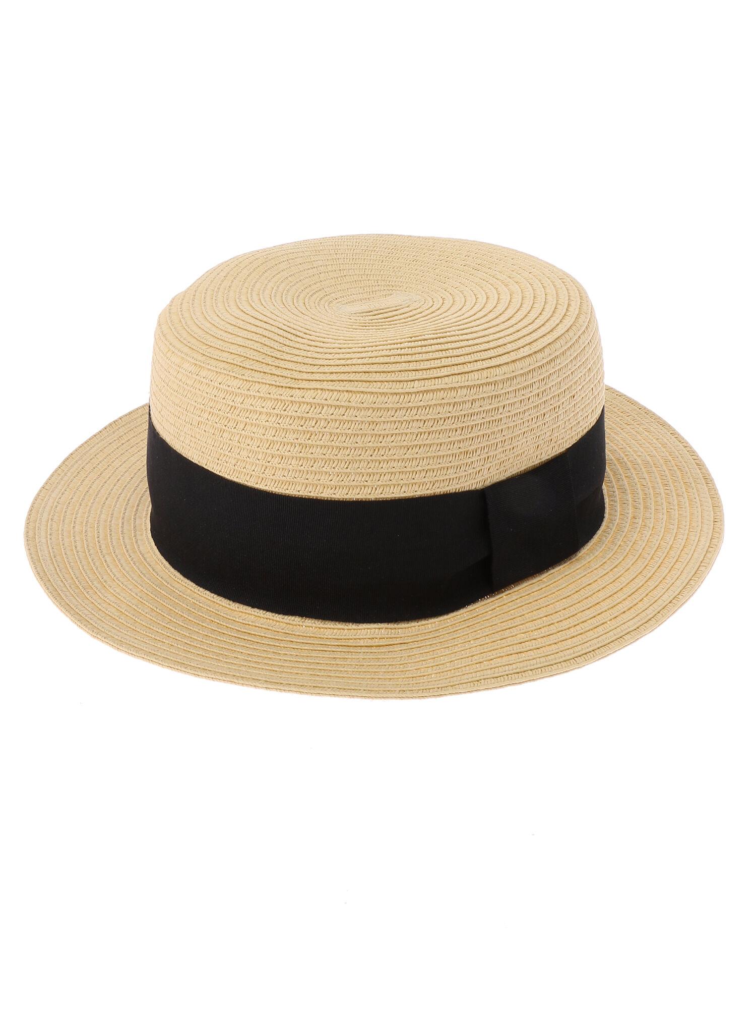 ・ペーパーカンカン帽