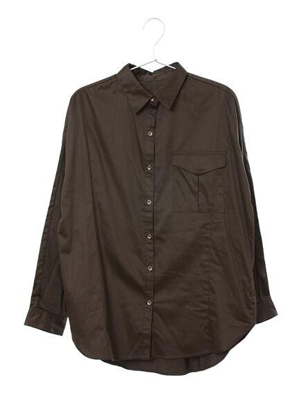 ・ミリタリーシャツ