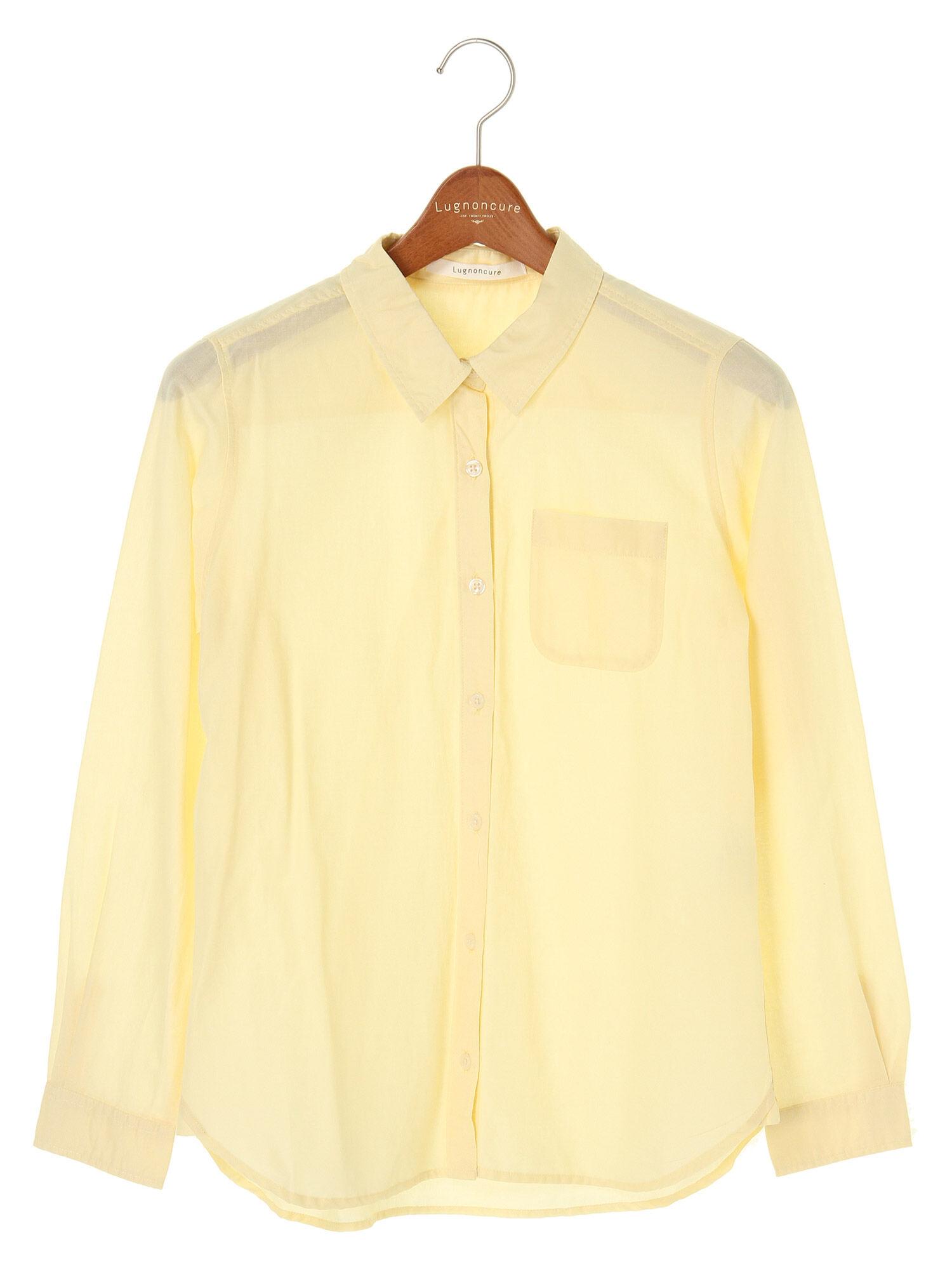 エジプト綿レギュラーシャツ