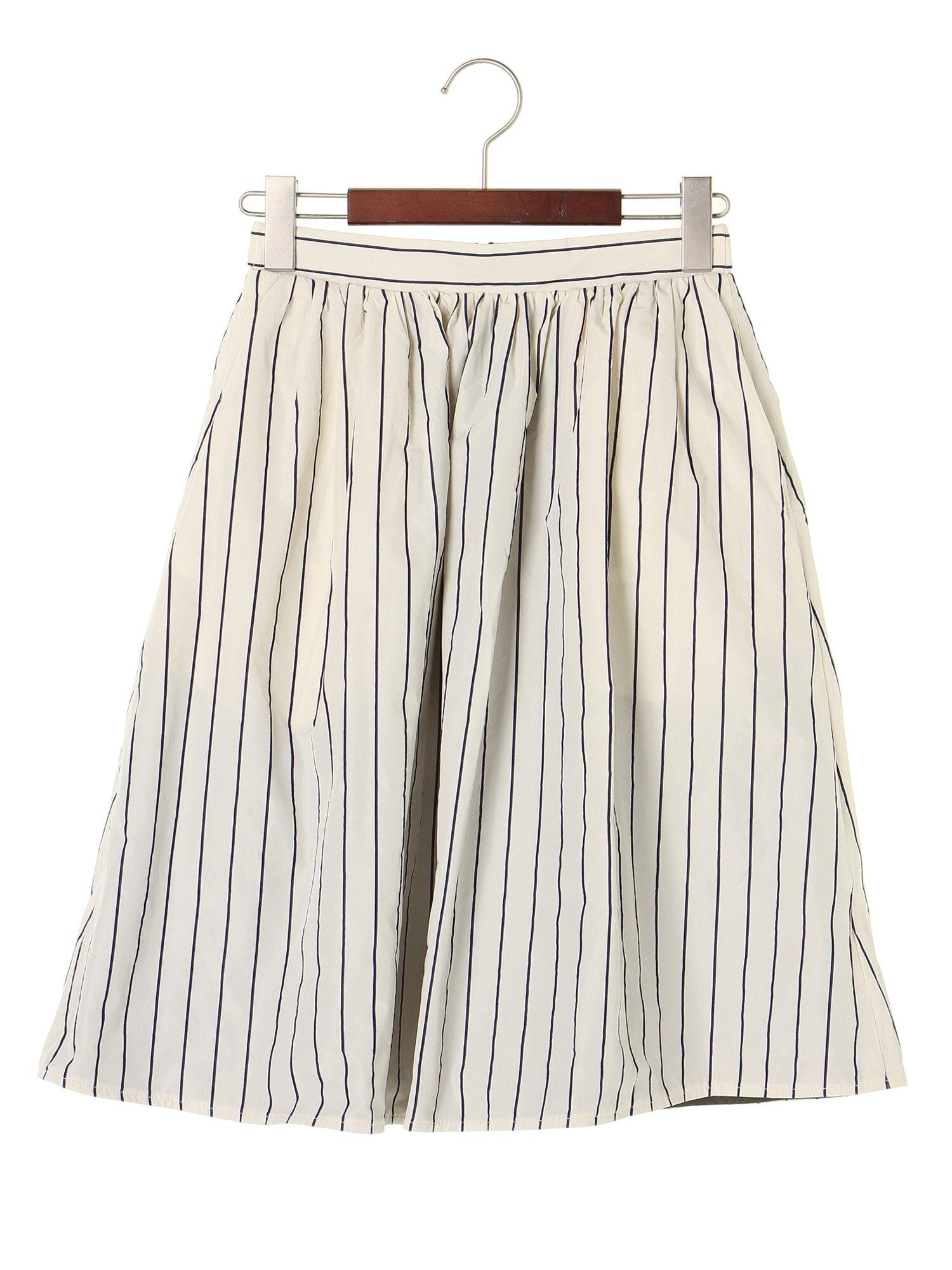 タフタリバーシブルスカート