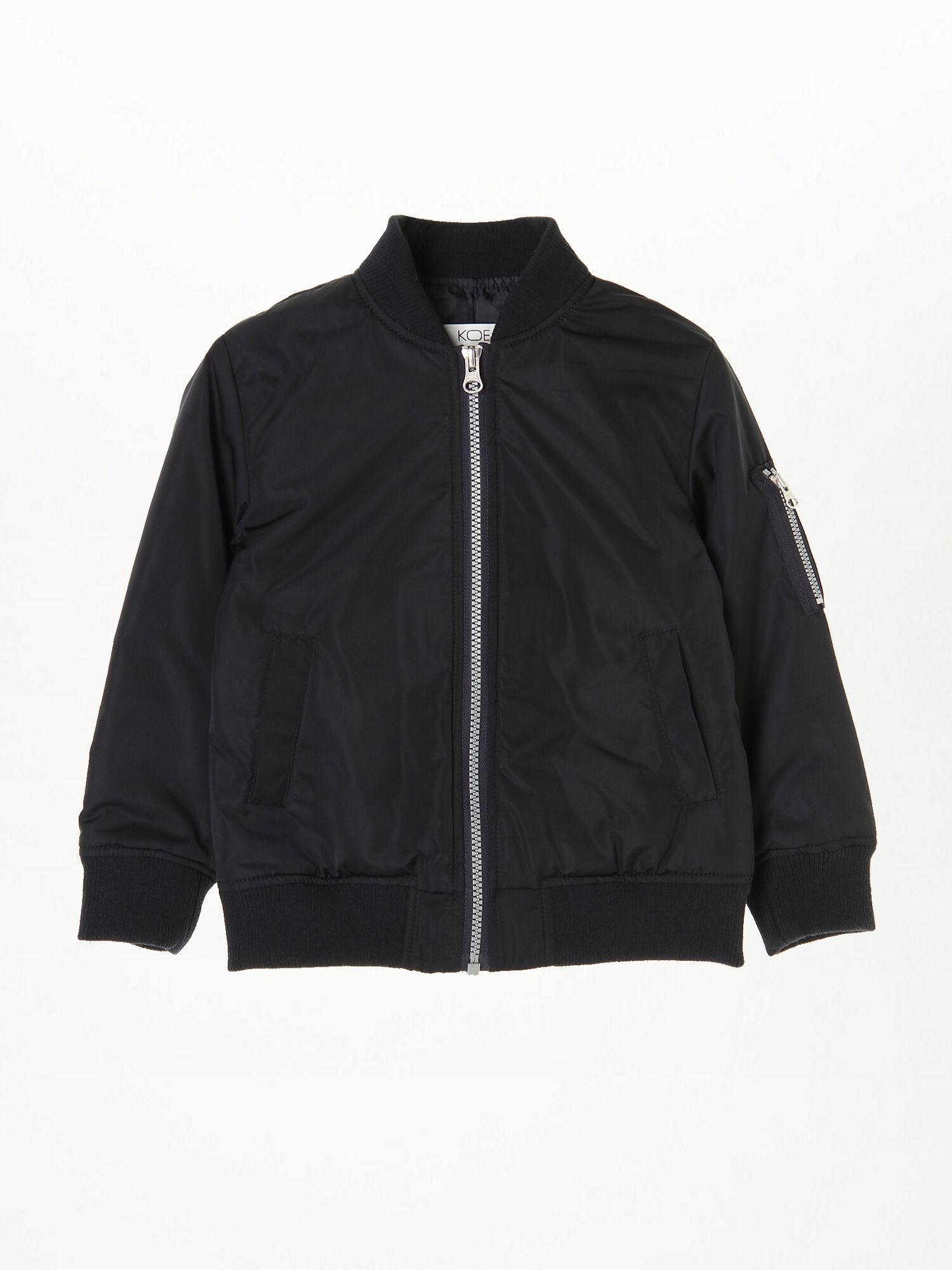 キッズMA-1ジャケット