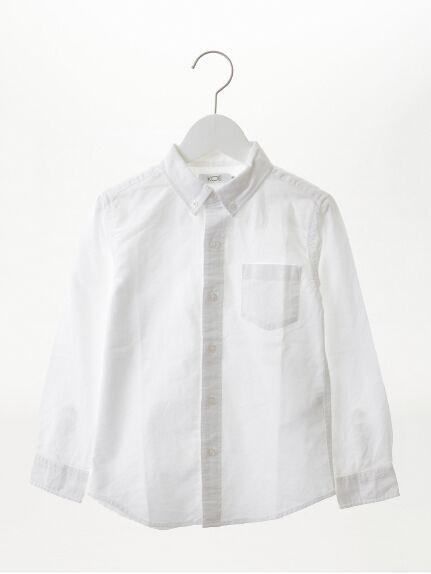 ・オックスボタンダウンシャツ