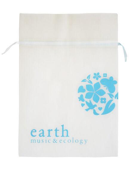 ギフト袋大【earthmusic&ecology】