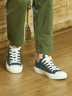 CONVERSE×earth ALL STAR スニーカー