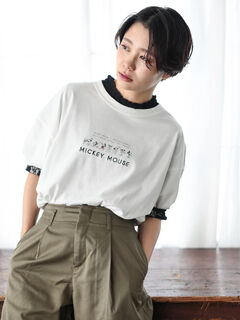 MICKEY MOUSE Art Tシャツ