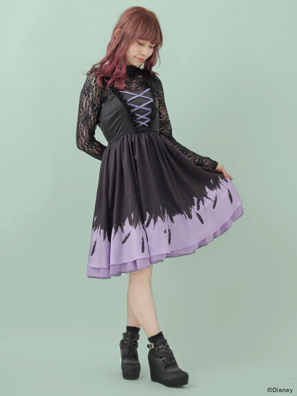 E hyphen world gallery BonBon【先行予約】Maleficent Dress